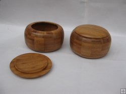 Bamboo go bowls B (flat cover)